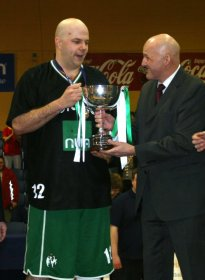 Winning captain 2009