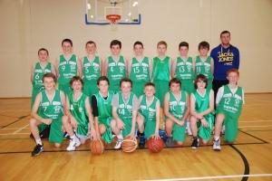 Boys U14 Squad 2014