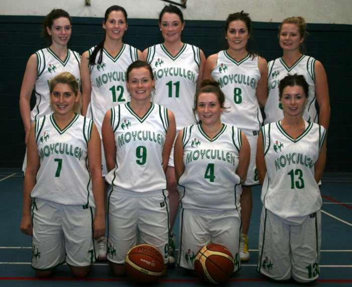 Ladies Squad 2013