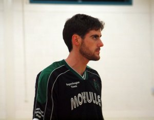 Eoghan Maxwell - putting in good defensive performances all season