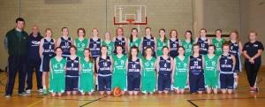 Moycullen & Scotland U16 Girls