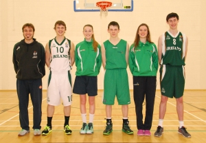 Salva, Daragh, Aine, Conor, Catherine & Sean.