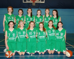 Moycullen U16 Girls