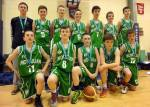 U14 Boys All Ireland Silver Medalists