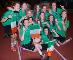 Irish U16 Girls