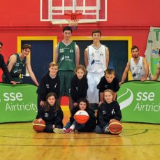 Moycullen Basketball Launch