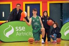 Moycullen Basketball Launch