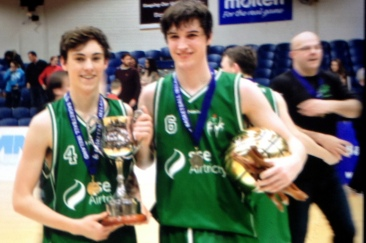Stephen & Rory; MVP & Top Scorer