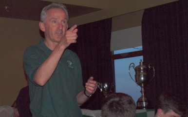 Barry 'your club needs you' Connaire