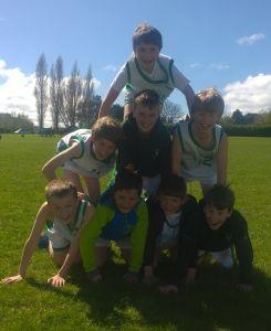 under 11 team boys