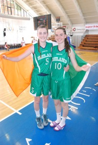 Girls do Moycullen proud