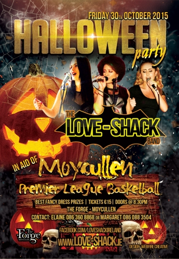 Halloween-party-The-Forge-Moycullen
