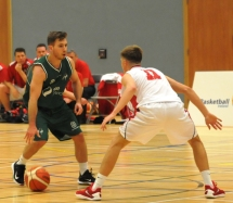 James running the offence