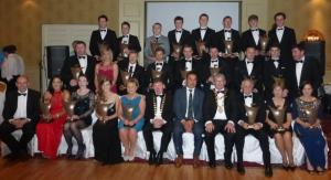 Galway sports stars award winners