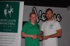 Irish U18 Squad Ailbhe Davoren