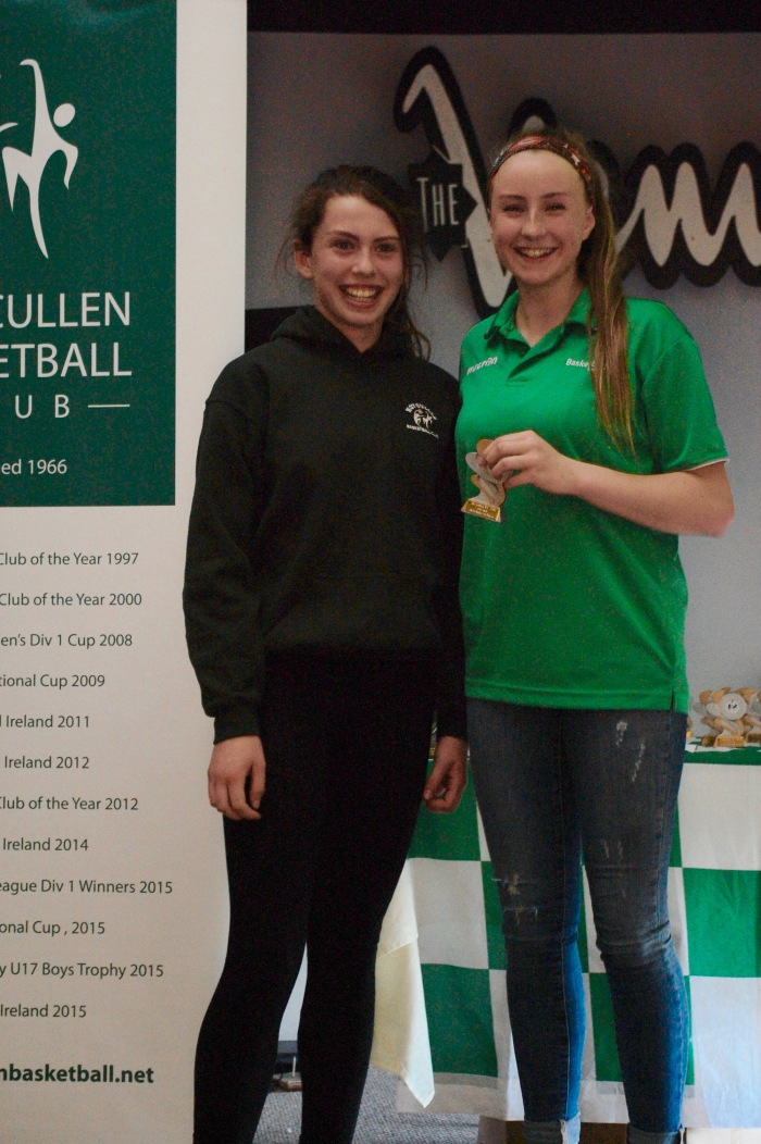 Ellen Power U13 Girls MI