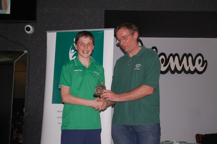 James Connaire U15 Boys Squad