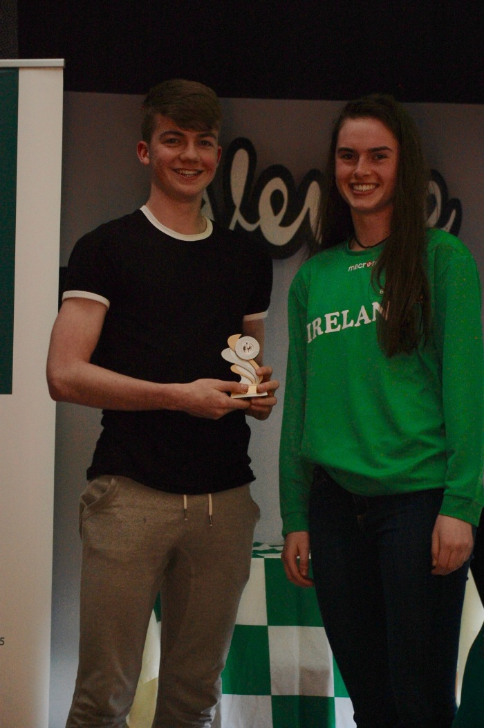 Lorcan O'Mordha U17 Boys Player