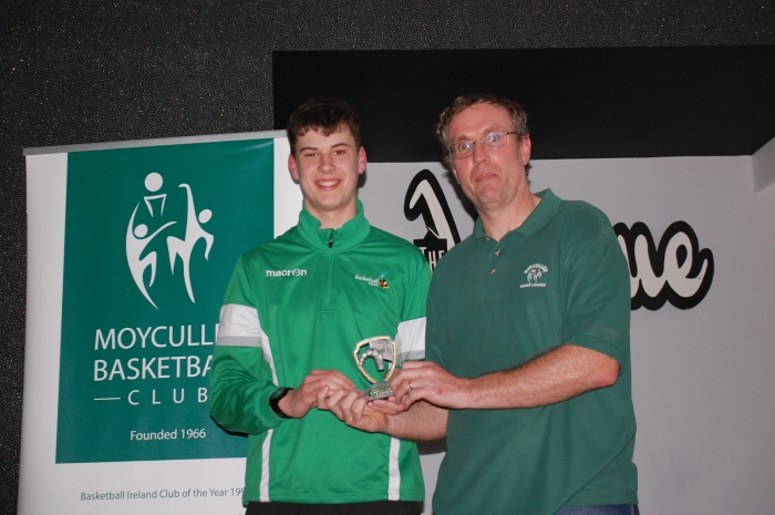 Mark Convery U16 Boys Team