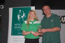 Irish U17 Girls Romy Cunningham