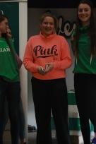 U18 Girls Most Improved Sinead McDonagh
