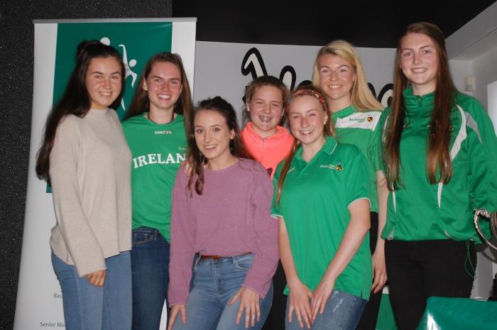 U18 Girls Player