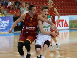 Conor Vs Macedonia