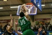 REPRO FREE***PRESS RELEASE NO REPRODUCTION FEE***Hula Hoops Men's National Cup Semi-Final, Neptune Stadium, Cork 7/1/2017SSE Airtricity Moycullen vs Griffith Swords ThunderMoycullen's Phillip Lawrence-Ricks scores a slam dunkMandatory Credit ©INPHO/Gary Carr