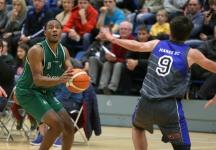 Moycullen v Maree Super League Basketball game