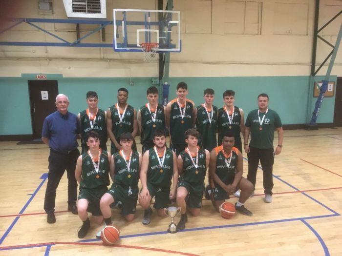 U20 Cork County Board Winners