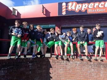 U13's in Cork